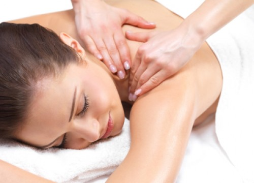 Body massage / Head massage